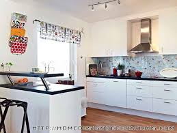 Open Floor Kitchen Kitchen Modern Semi Open Floor Plan House Apartment By Stadshem