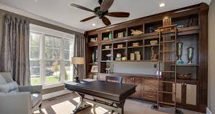 Custom Home Offices Gallery Designed By Closet Factory Impressive Classic Home Office Design Interior