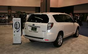 2013 Toyota Rav4 Ev - news, reviews, msrp, ratings with amazing images
