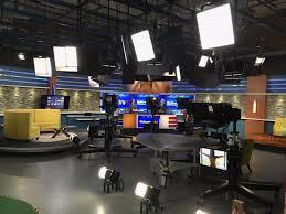 Tv Studio Lighting Design Wapa Tv Studios In Puerto Rico Broadcast Pioneers With