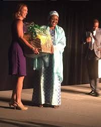 Image result for Aisha Buhari in US