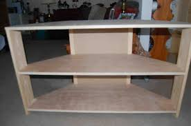 stand plans tv after simple corner u home idea how to make a diy free