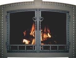 Fireplace Doors Screens U0026 Accessories  Bromwellu0027sBlack Fireplace Doors