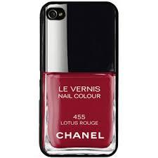 chanel iphone 7 plus case. chanel iphone case. 5 nail polish cover. 7 plus case