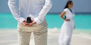 perfect proposal on your fiji holiday