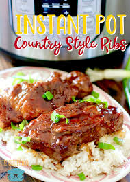 the ribs cook exactly the same whether the rice is in the pot or not you re gonna love how delicious these taste instant pot korean bbq country style