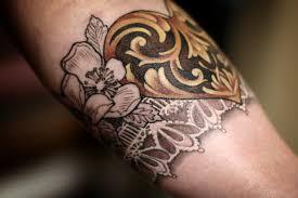 Tattoos Tattooed Women Filigree Floral Tattoo Pretty Tattoo Lace
