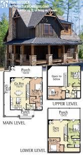 Cabin Home Plans  Cabin Designs From Homeplanscom4 Bedroom Log Cabin Floor Plans