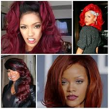 Red Hair Style 2017 red hair color for black women best hair color ideas 6626 by stevesalt.us