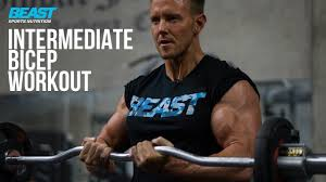 Intermediate Biceps Routine Size Conditioning