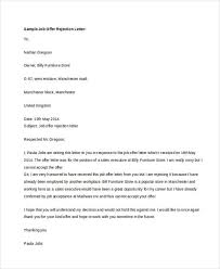 Awesome Collection Of 26 Rejection Letters In Doc Fantastic How To