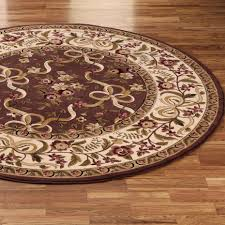 reduced 6 ft round rug foot area rugs 7 designs