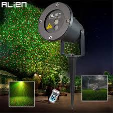 remote control rg led laser light projector outdoor waterproof ip65 garden lights home xmas holiday tree