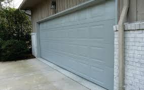 painting a garage door can you paint garage door weather stripping