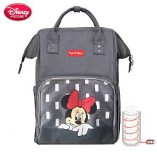<b>Disney Mummy Diaper Bag</b> Mickey Mouse Backpack Maternity ...