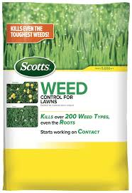 Image For Lawns Scotts Weed Control For Lawns