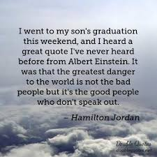 Graduation Quotes For Son Delectable I Went To My Son's Graduation This Weekend And I Heard A Great