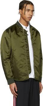 acne studios green mylon er jacket men acne studios mock leather jacket timeless design