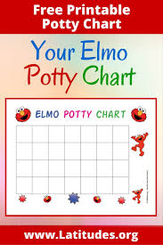daily potty training chart free elmo potty training chart acn latitudes