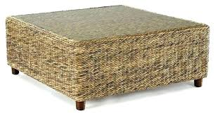 round rattan coffee table. Rattan Round Coffee Table Wicker Amazing Outdoor