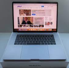 Apple Macbook Pro Retina A1707 15 I7 Quad Core 1tb Ssd Hd Latest Mac O