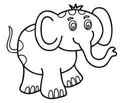 Coloring Pages For Preschoolers Butterfly Colouring Kids Best Free