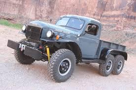 1942 Dodge Power Wagon 6x6 Moab offroad 4x4 custom truck mopar ...