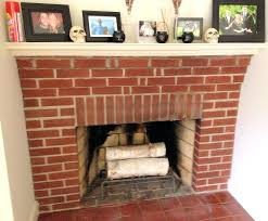 can fireplace brick be stained paint ideas homemade cleaner
