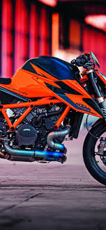 Ktm 1290 Super Duke R, Orange ...