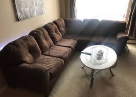 how to make this brown couch work