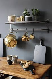 charcoal grey luggage rack with hooks tap to expand