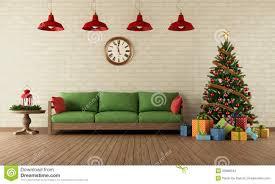 Xmas Living Room Christmas Living Room Stock Photos Image 33986543