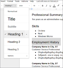Google Docs Resume Template Free Mesmerizing Google Docs Resume Templates Free To Download HirePowersnet