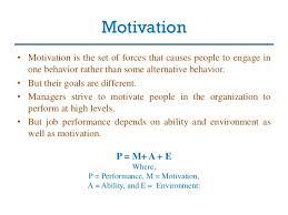 Motivate Leadership Motivation And Leadership