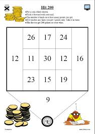 10ticks maths | Primary & Secondary Worksheet Resources