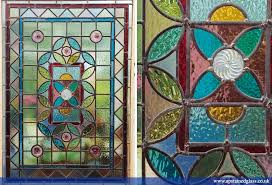 ap stained glass andrew patch design and restoration door panels 3