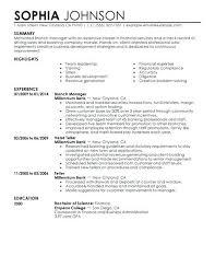 Finance Manager Resume Financial Manager Resume Sample Best Finance