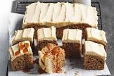 apple cake with icing