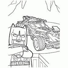 Leuk Voor Kids Batman And His Batmobile Idee Lego Batman