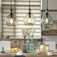 recycled glass pendant light stunning lights amaze jug incredible marvelous interior design 37