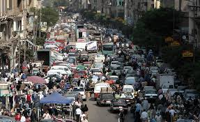 fixing cairo s traffic woes daily news ians mix road and market space in crowded road conditions in cairo afp photo mahmud