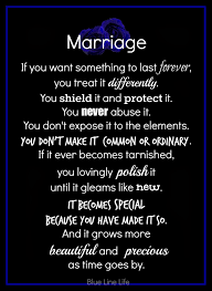 The Beauty Of Marriage Quotes Best of Blue Line Life Living Loving And Thriving As Law Enforcement
