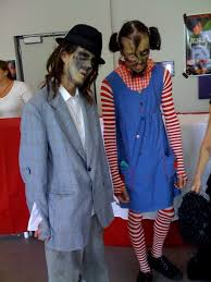 costume the zombies got raggedy ann