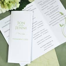 12 best wedding programs images on pinterest wedding fans Wedding Program Kit $22 00 perfect for the do it yourself bride, our printable programs are easy wedding program kits michaels