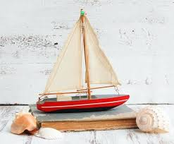 small wooden boats for decoration awesome free toy sailboat plans images boat