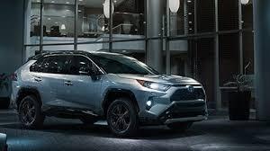2019 Rav4 Color Chart 2019 Toyota Rav4