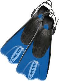 Cressi Fins Fins Short Fins Snorkeling Scuba Diving High