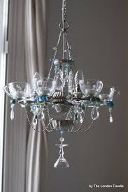 the london foo the fantastic teacup chandeliers by madeleine boulesteix