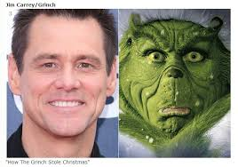 jim carrey as the grinch in how the grinch stole