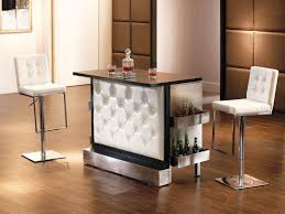 home bar furniture modern. Tufted Accent Contemporary Bar Cabinet Home Furniture Modern T